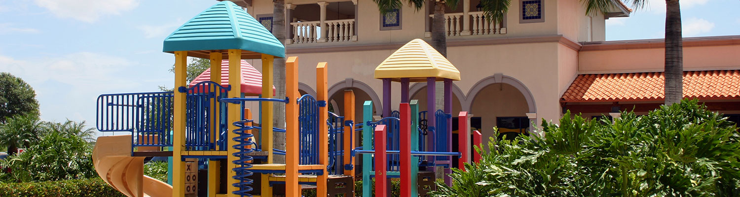 Improvement District community playground
